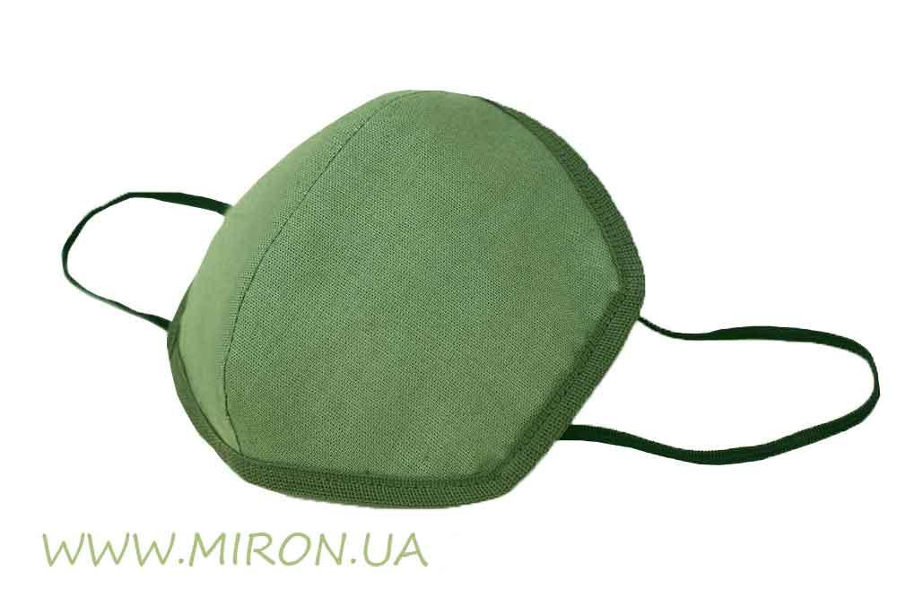 """Маска """"медицинская"""" многоразовая (олива-военная)"""